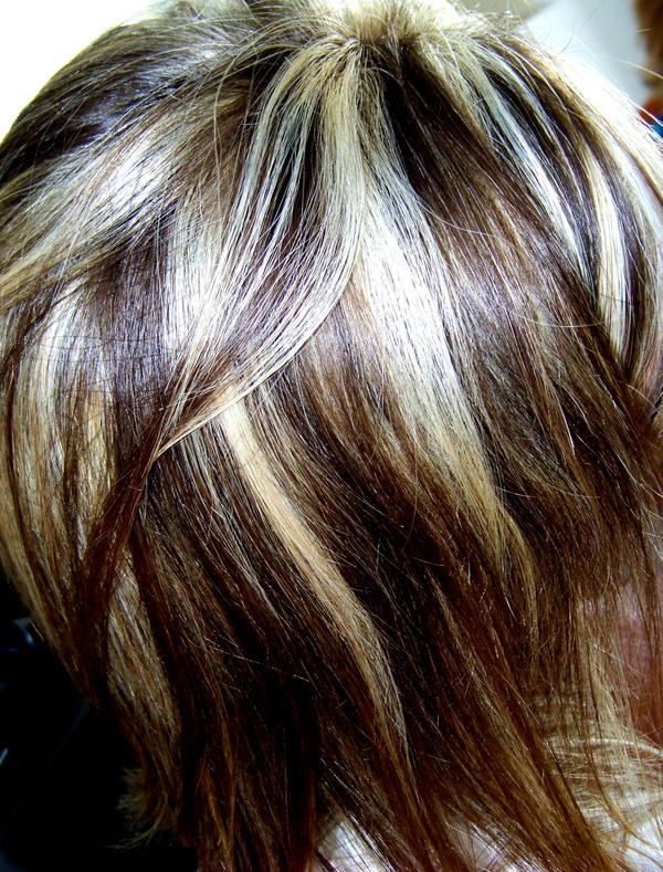 Hair Highlights by greysrtgrl