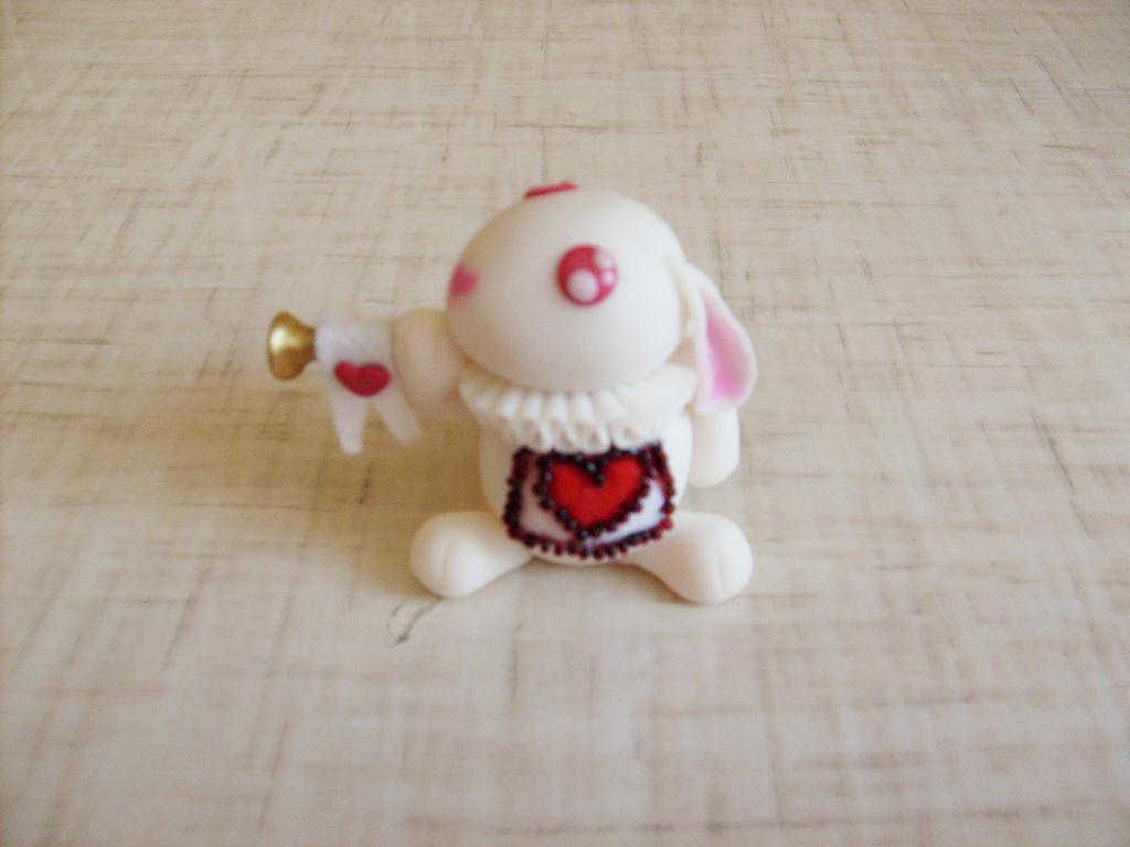 The White Rabbit by Antagoniya