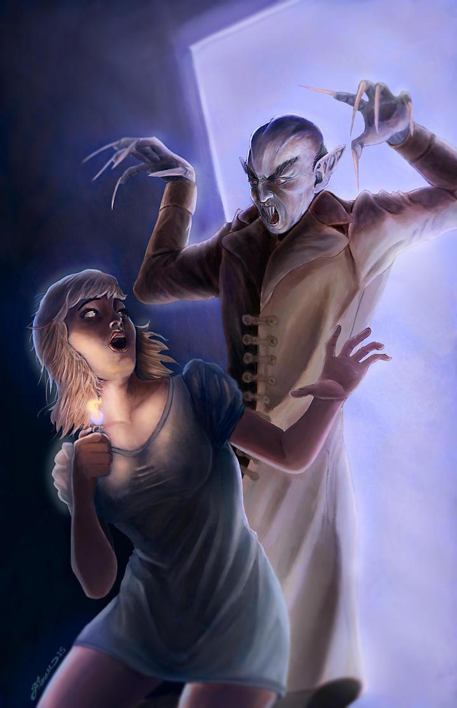 Nosferatu by fixart