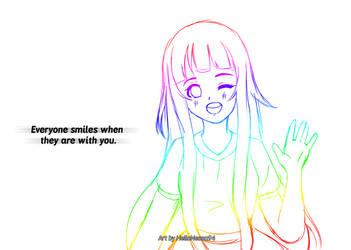 Sketch - Yui by HelloNessa94