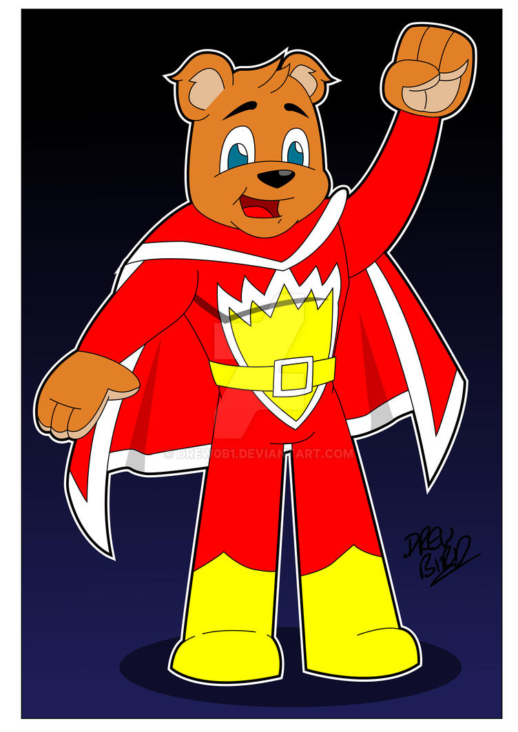 SuperTed by Drew0b1