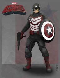 MCU - U.S.Agent by thedream86