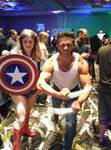 Logan and my Captain