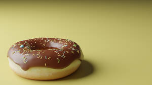 Blender practice  with Donut