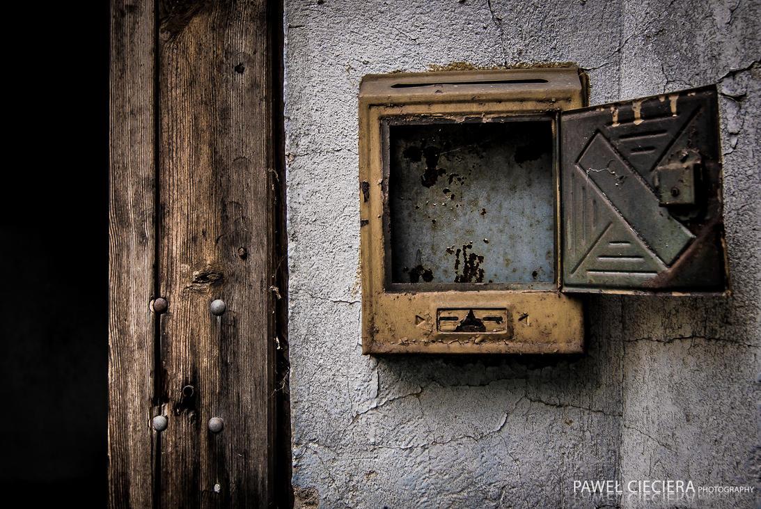 Mailbox by pCieciera