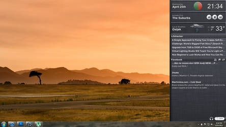 Notification Center for W7