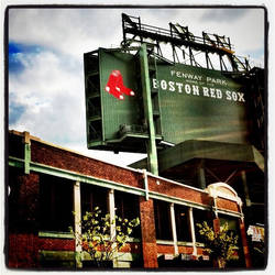Home of the Red Sox by bobweb