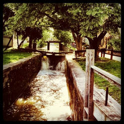 Georgetown Canals by bobweb