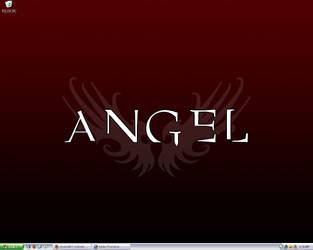 Angel Desktop by bobweb