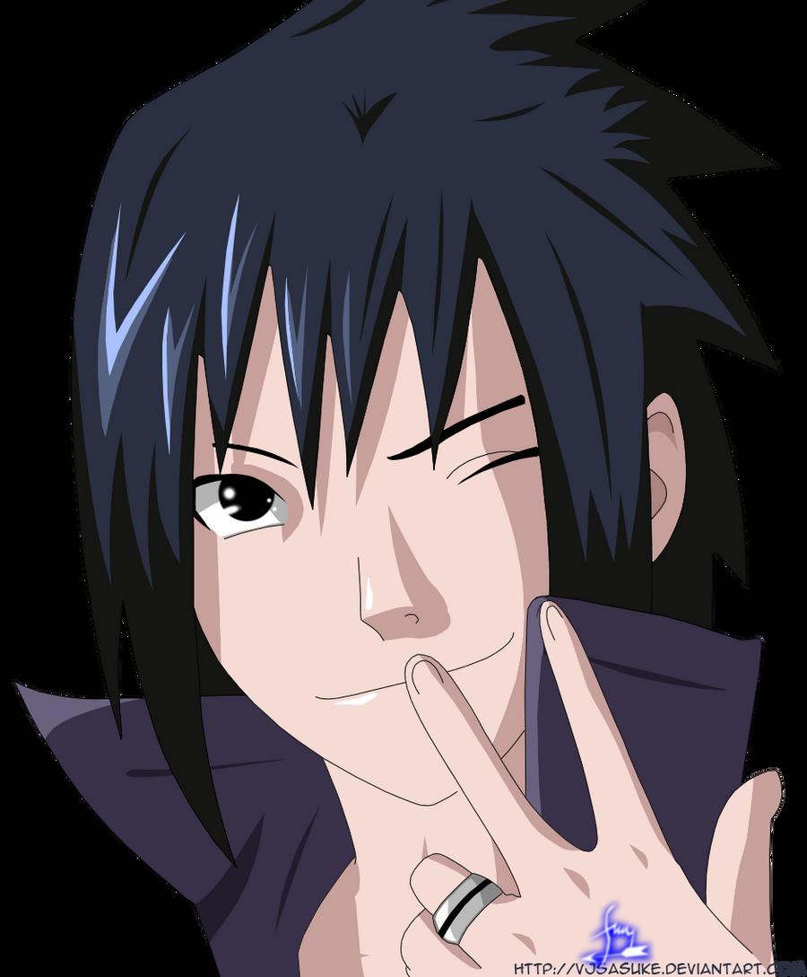 Sasuke Uchiha (N:RTN) by VjSasuke