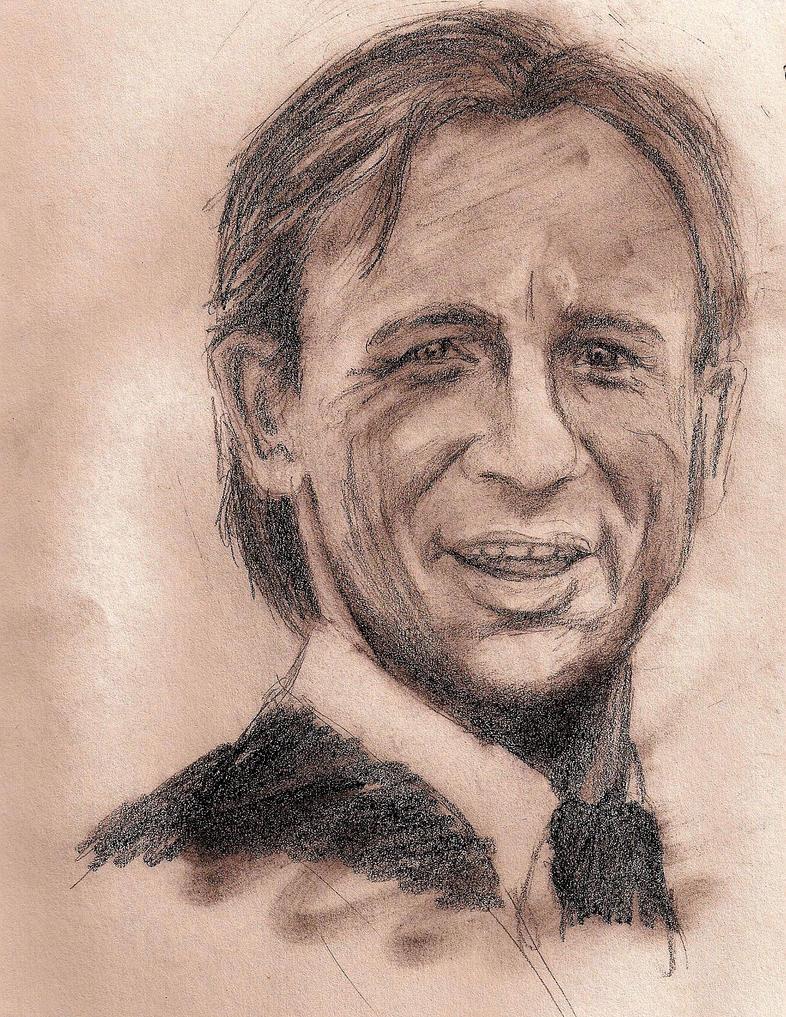 Daniel Craig by JCOwlz