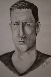 Edward Burns by JCOwlz