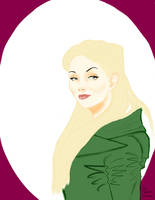 Narcissa Malfoy nee Black by EfMourn