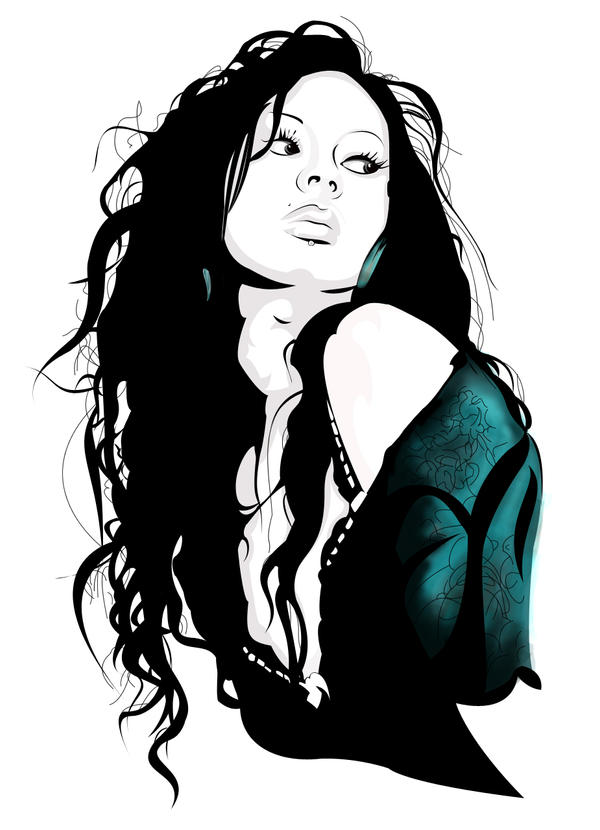 Aguilera by gnarlyxowen