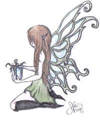 Birthday Fairy by essbeevee