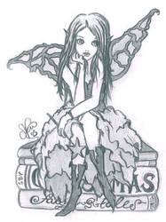 Christmas Fairy by essbeevee