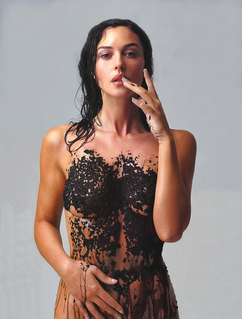 Monica Bellucci O6 HD by ockre