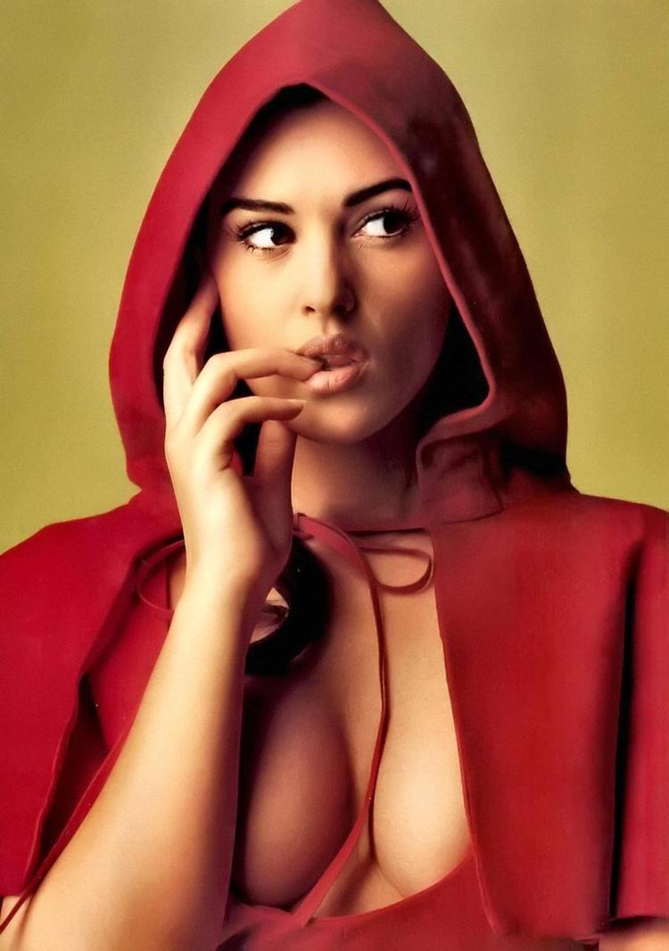 Monica Bellucci O8 HD by ockre