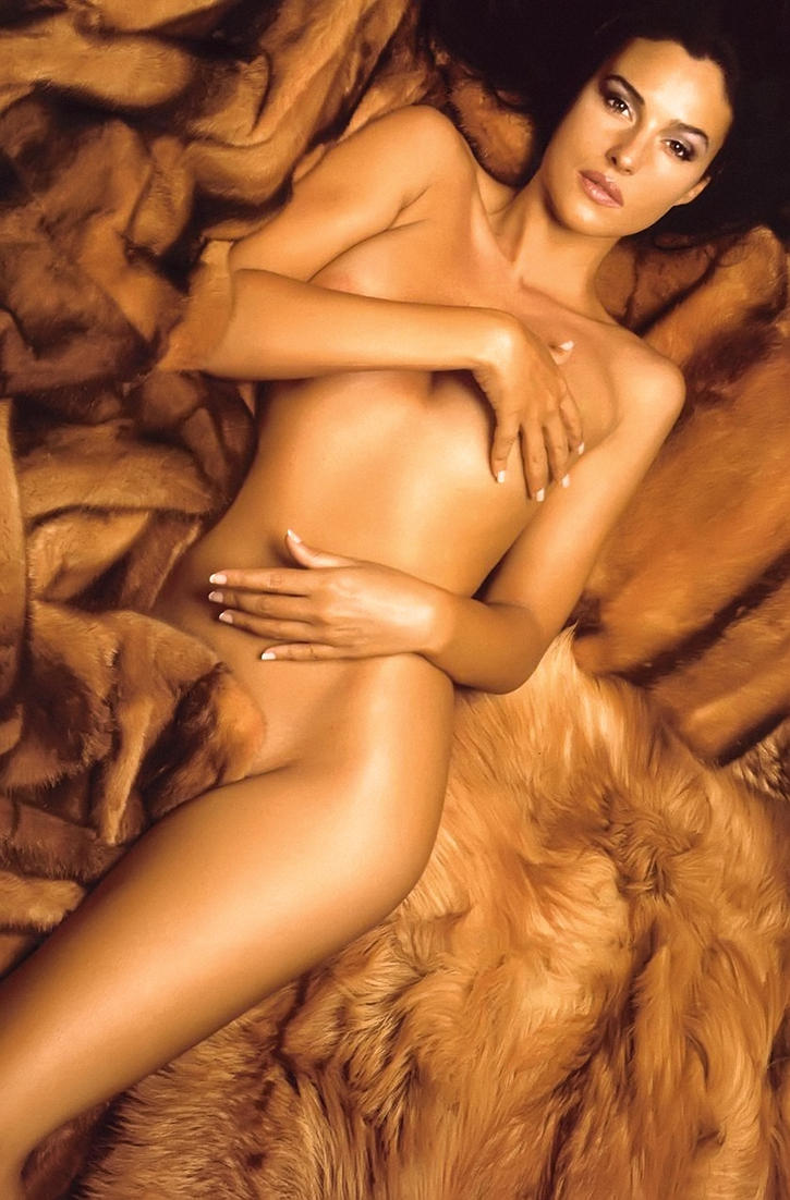 Monica Bellucci O9 HD by ockre