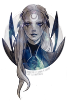 Diana : Scorn of the Moon by hantinexd