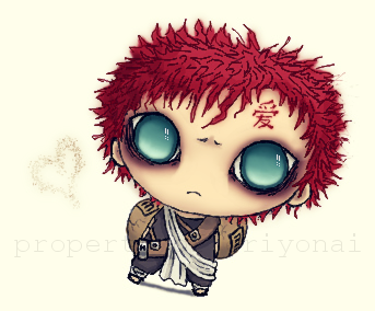 the indignity : sabaku no gaara by Eriyonai