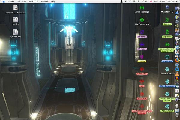 Forerunner Desktop by PhoenixTrooper
