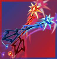 Keyblades: Lightstreak Duo