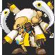 KH: Kurt Zisa sprite by PhoenixTrooper