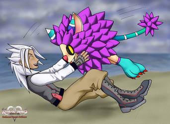 KH: Playful Fantasies by PhoenixTrooper