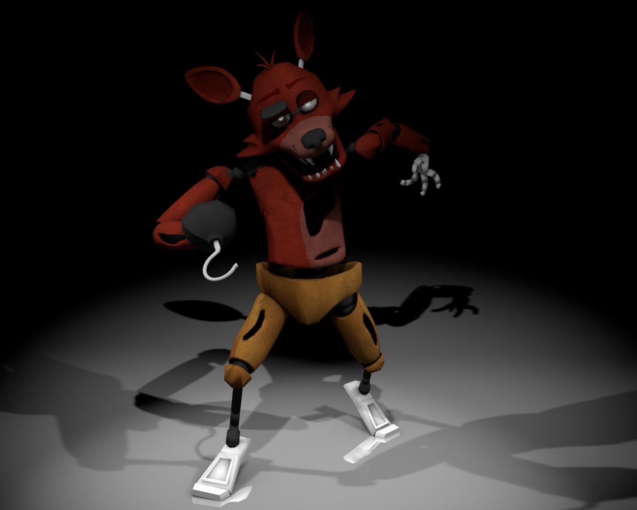 Fnaf Foxy By Simpleagle On Deviantart