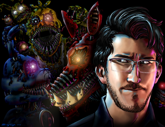 The King   Markiplier by SimplEagle