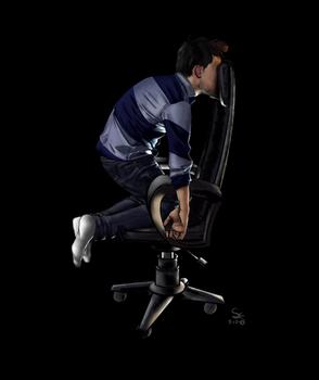 Face-Chair | Markiplier