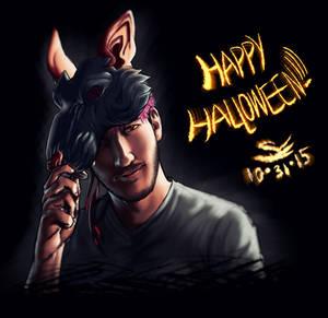 Happy Halloween 2K15! | Markiplier