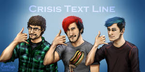 CRISIS TEXT LINE | #BUMBLEBUTT CHARITY STREAM