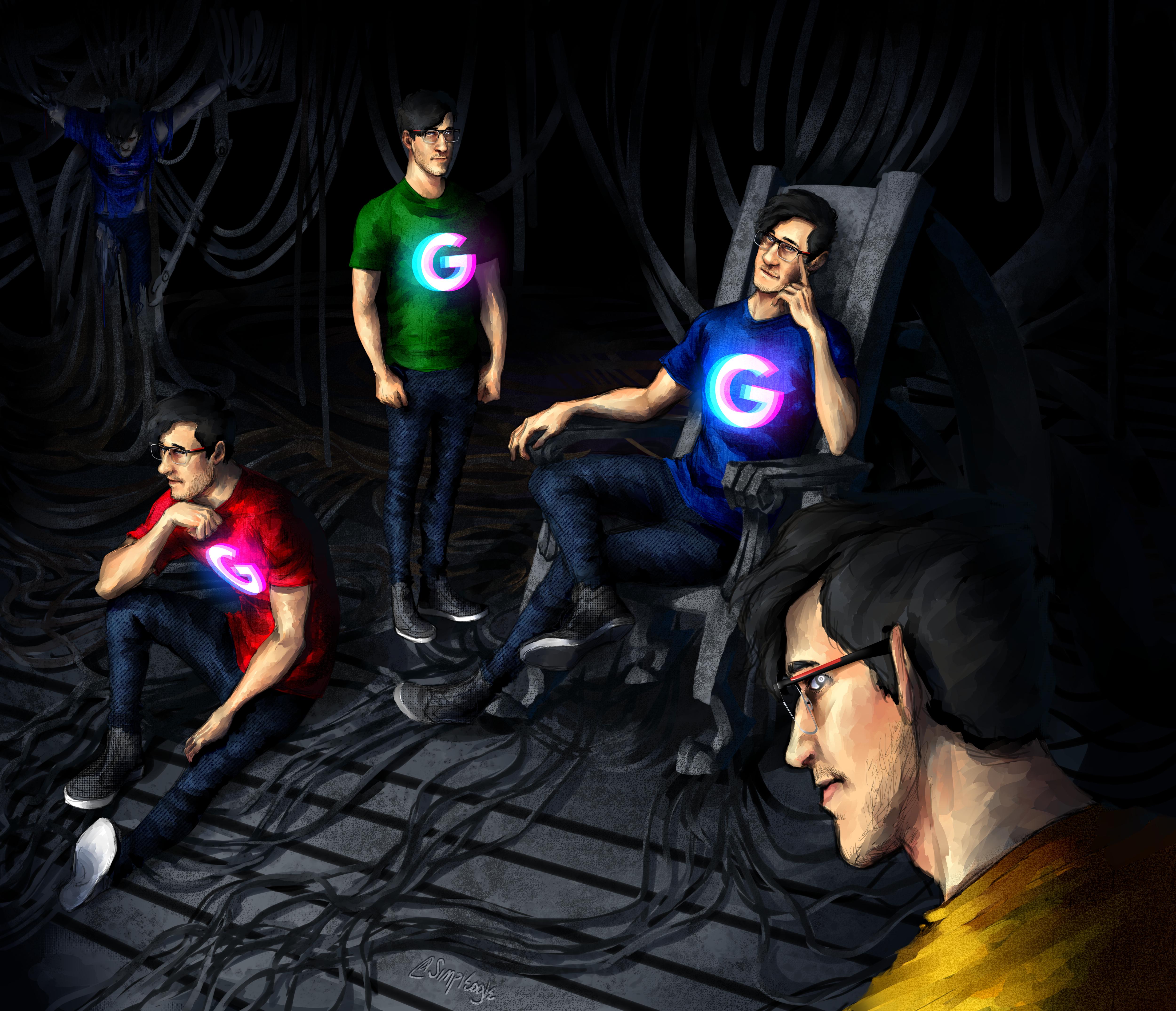 Google IRL v 3.0 | Reign