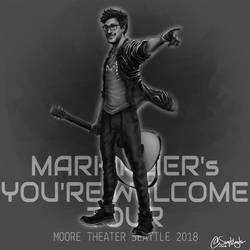 MARKIPLIERS YOURE WELCOME TOUR by SimplEagle