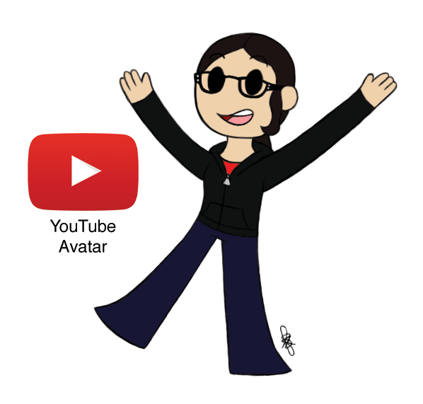 Youtube Avatar by Infinity-Drawings