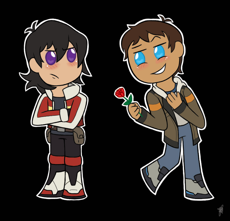 Klance^^ by Infinity-Drawings