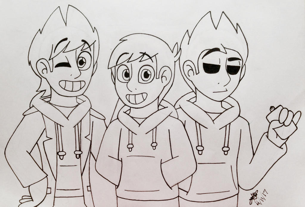 Eddsworld by Infinity-Drawings