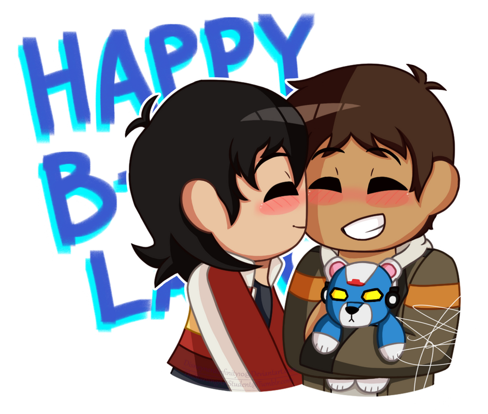 Happy *late* Birthday Lance! + Speedpaint by Infinity-Drawings