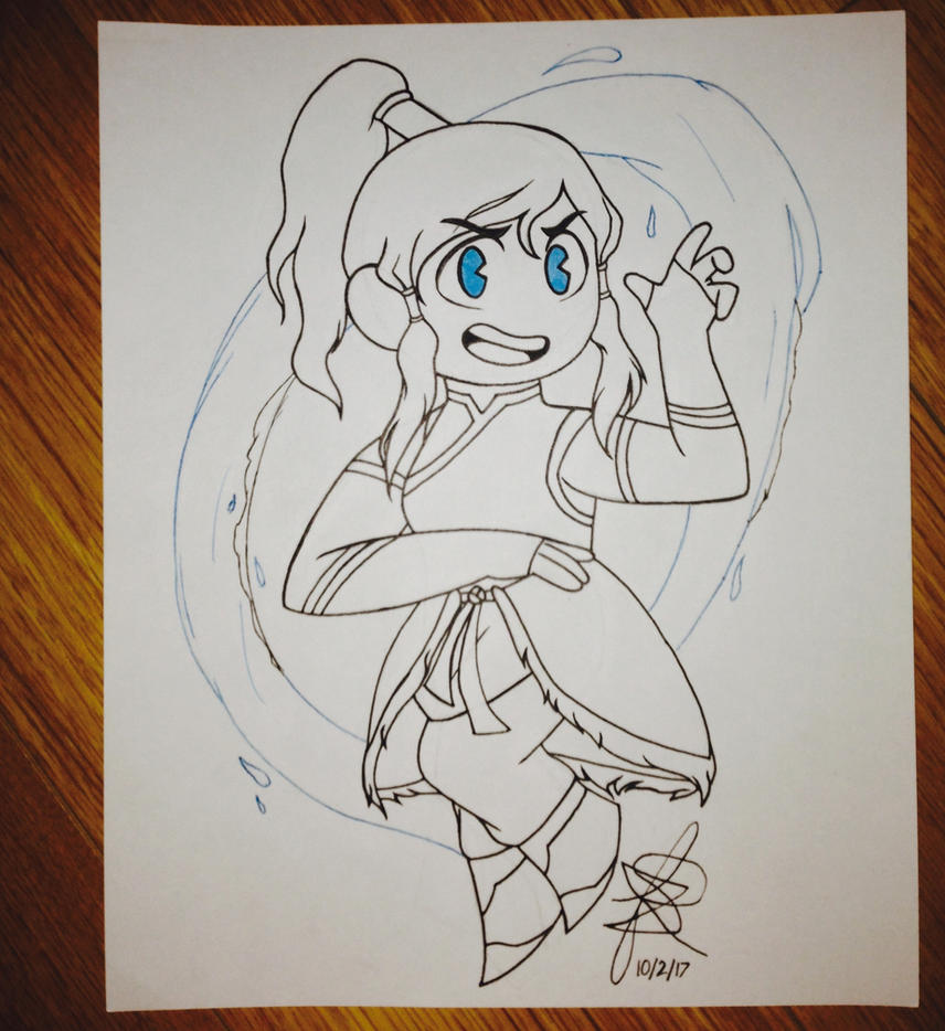 Inktober - Day 2 - Swift by Infinity-Drawings