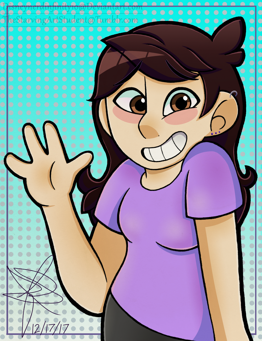 Jaiden Animations by Infinity-Drawings