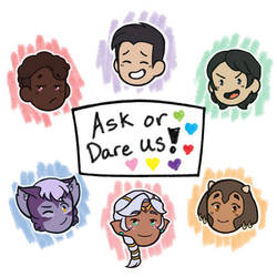 VLD Next Gen (Ask or Dare) by Infinity-Drawings