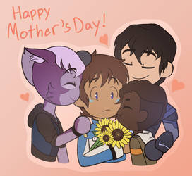 (VLD) Happy Mother's Day  by Infinity-Drawings