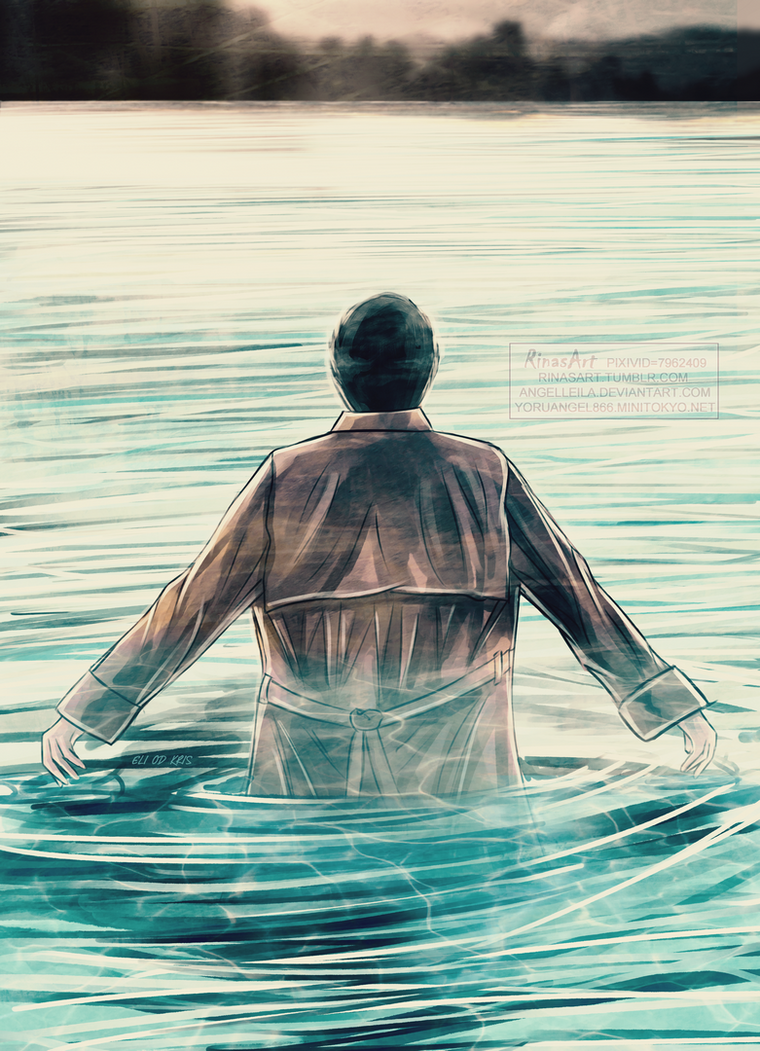 Castiel by AngelLeila