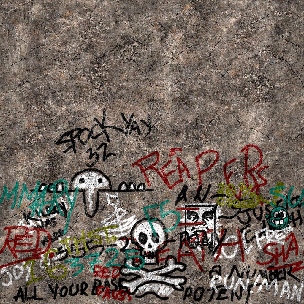 Concrete Graffiti - 2014 by CyrusLyte