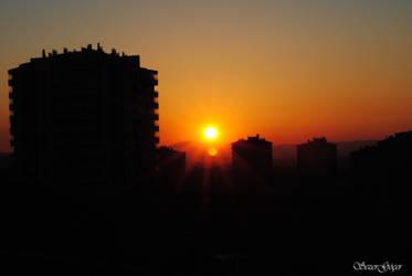 Sunset by realtolife