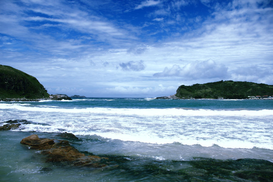 Pero Beach by HenriqueAMagioli