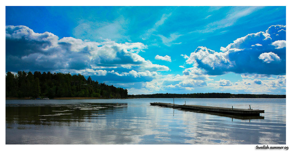 Swedish summer by Diego-Suarez
