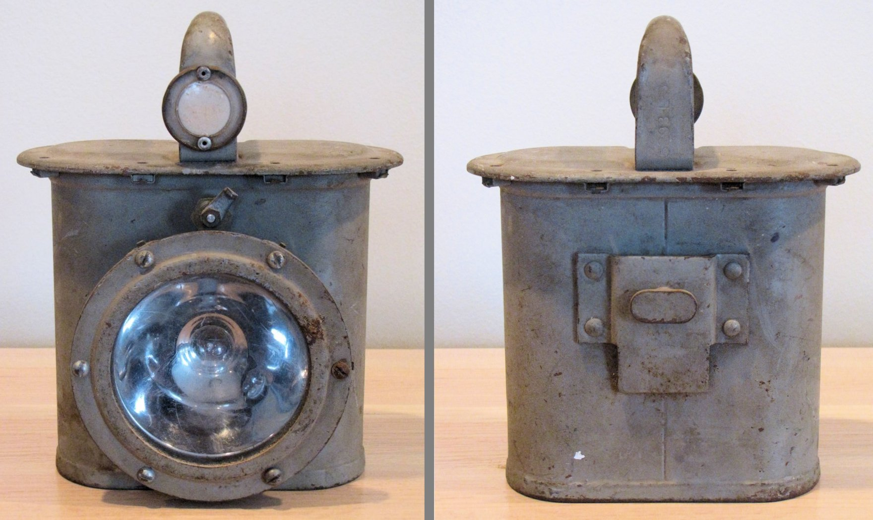 Navy Battle Lantern